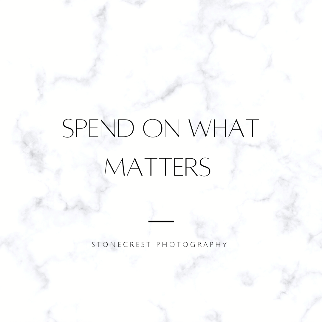 Spend On What Matters